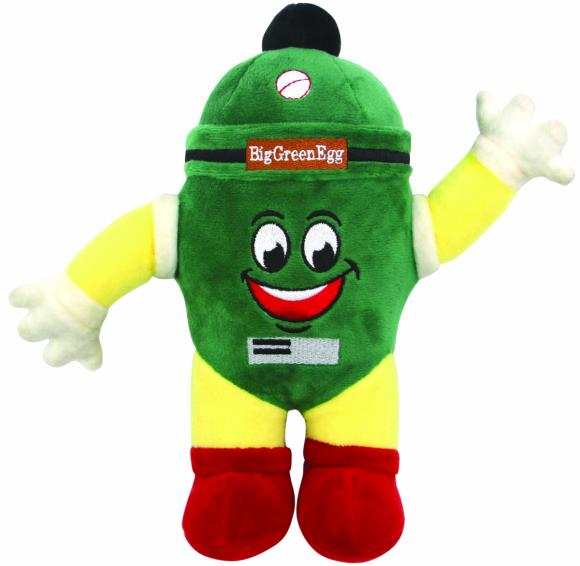 Mr.EGGhead Plush Toy