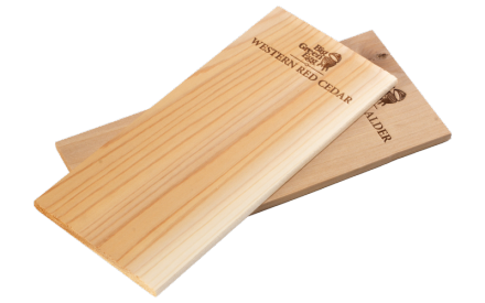 Wooden Grilling Planks Erle 28 cm (Grillplanken)