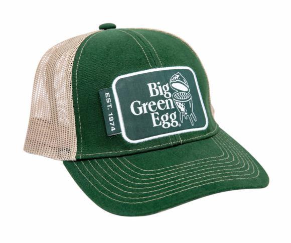 Big Green Egg Cap Est.1974 Green