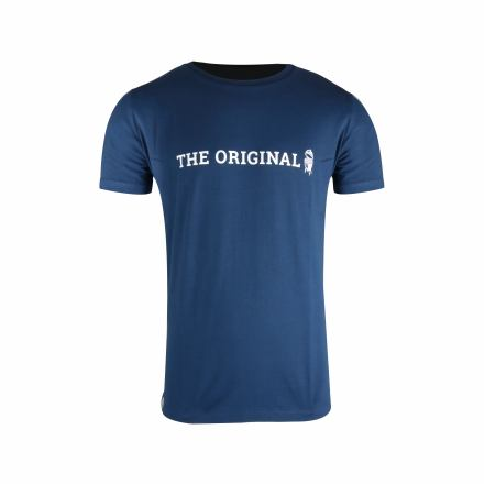 "T-Shirt ""The Original"" navy"